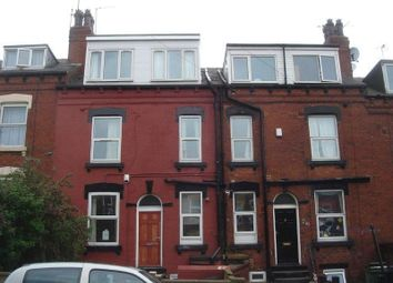 Thumbnail 6 bed terraced house for sale in Haddon Avenue, Burley, Leeds