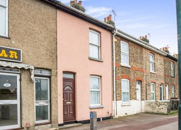 Thumbnail 3 bed terraced house for sale in Wainscott Road, Wainscott, Rochester, Kent