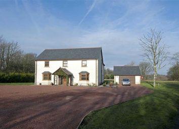 Thumbnail 4 bedroom detached house for sale in Killan Road, Dunvant, Swansea