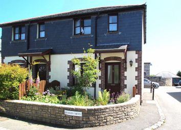Thumbnail 2 bed semi-detached house for sale in Rosewin Mews, Lower East Street, St. Columb