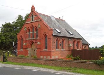 Thumbnail 4 bed detached house to rent in Bridgemere, Nantwich