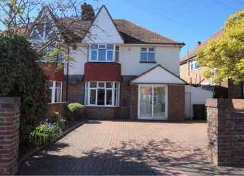 3 bed semi-detached house for sale in Kinfauns Avenue, Eastbourne BN22