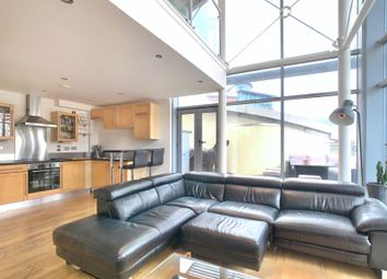 Thumbnail 2 bed flat for sale in Santorini, City Island, Leeds