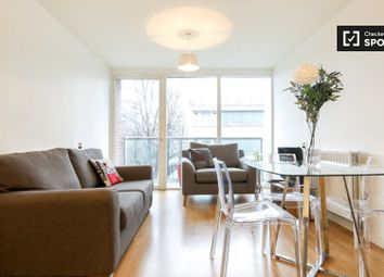 Thumbnail 1 bed property to rent in Central Street, London