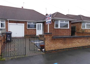 3 bed bungalow to rent in Southdown Drive, Thurmaston, Leicester LE4