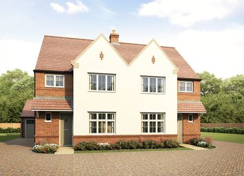"""Thumbnail 3 bed semi-detached house for sale in """"Ludlow"""" at Bardolph Way, Huntingdon"""