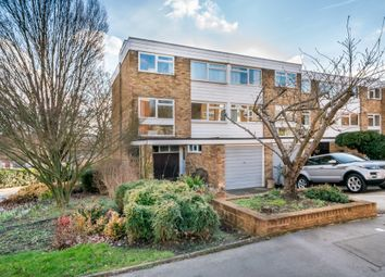 Thumbnail 4 bed town house for sale in Langton Way, Park Hill, Croydon