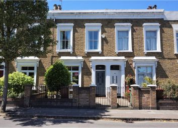 Thumbnail 3 bed terraced house to rent in Bellenden Road, London
