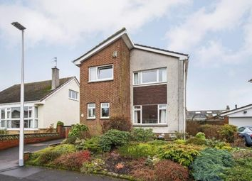 Thumbnail 4 bed detached house for sale in Powburn Crescent, Uddingston, Glasgow, North Lanarkshire