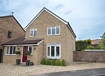 Thumbnail 4 bed detached house for sale in Lidstone Close, Reading