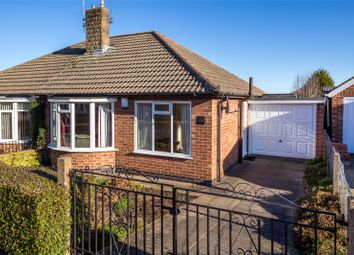 Thumbnail 2 bed semi-detached bungalow for sale in Nursery Gardens, York