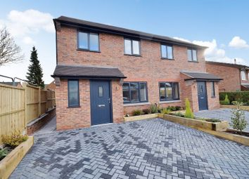 Thumbnail 3 bed semi-detached house for sale in Spragg House Lane, Norton, Stoke-On-Trent