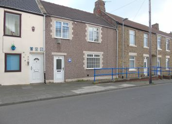 Thumbnail 3 bed terraced house to rent in Sandridge, Newbiggin-By-The-Sea