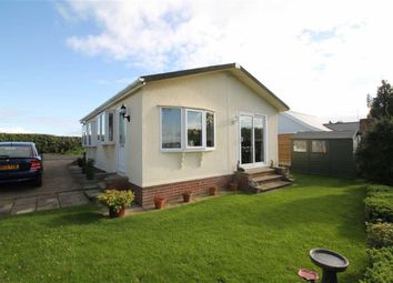 Thumbnail 2 bed mobile/park home for sale in Mcclelland Avenue, Killarney Park, Nottingham