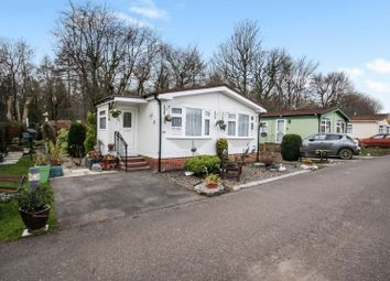 Thumbnail 2 bed mobile/park home for sale in Coppice Farm Park, St. Leonards, Tring