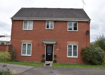 Thumbnail 3 bed detached house to rent in Upton Drive, Nuneaton