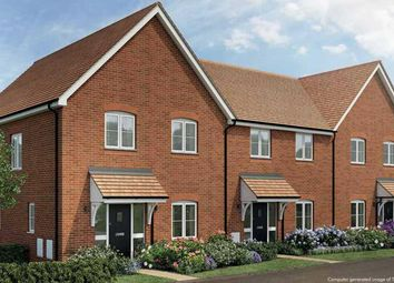 Thumbnail 4 bed terraced house for sale in Sheerwater Way, Chichester
