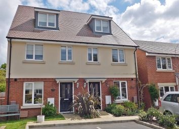 Thumbnail 3 bed town house for sale in Oaklands Avenue, Rowland's Castle