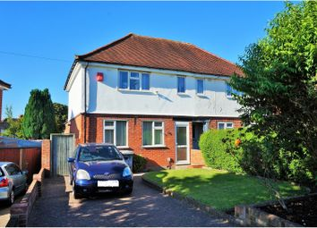 Thumbnail Semi-detached house for sale in Cressingham Road, Reading