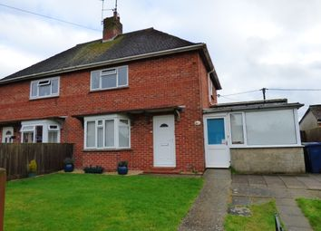 Thumbnail 2 bed semi-detached house for sale in Fairey Crescent, Gillingham