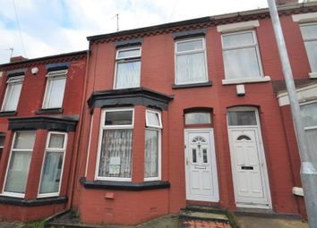 Thumbnail 2 bed terraced house for sale in Tudor Avenue, Wallasey