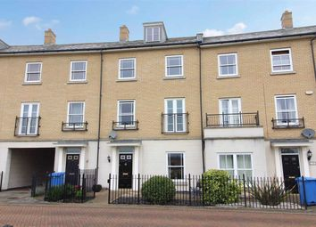 Thumbnail 4 bed town house for sale in Bonny Crescent, Ipswich