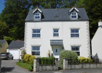 Thumbnail 4 bed property to rent in Bay View Road, Duporth, St. Austell