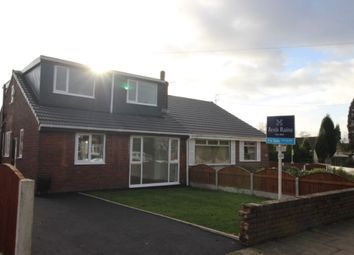 Thumbnail 4 bedroom bungalow for sale in Windmill Lane, Denton, Manchester