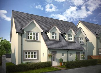 Thumbnail 3 bedroom semi-detached house for sale in The Ballater, Riverside Of Blairs, Aberdeen