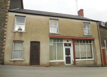 Thumbnail 2 bed end terrace house for sale in Station Road, Tregaron