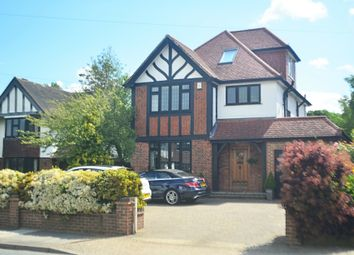 Thumbnail 4 bed detached house for sale in Chislehurst Road, Petts Wood, Orpington
