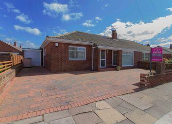 Thumbnail 2 bed semi-detached bungalow for sale in Kirkstone Avenue, Marden Estate, Cullercoats