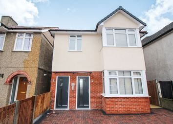 Thumbnail 2 bed flat for sale in Amwell View, New North Road, Ilford
