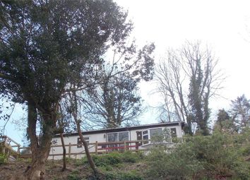 Thumbnail 2 bed mobile/park home for sale in Maen Valley Park, Goldenbank, Falmouth