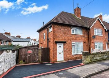 Thumbnail 3 bedroom terraced house for sale in Windsor Street, Walsall, West Midlands