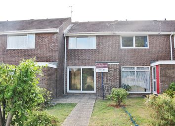 Thumbnail 2 bed terraced house to rent in Saffron Close, Royal Wootton Bassett, Swindon