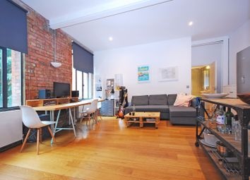 Thumbnail 1 bed flat to rent in Minerva Street, London