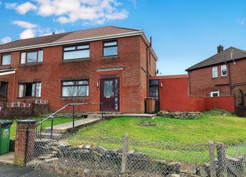 Thumbnail 3 bed property to rent in Lewis Street, Aberbargoed, Bargoed