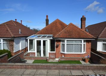 Thumbnail 3 bedroom detached bungalow for sale in Wayne Road, Parkstone, Poole