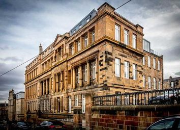 Thumbnail 3 bed flat to rent in Cecil Street, Glasgow