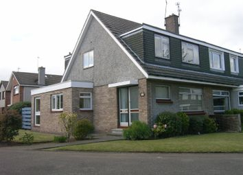 Thumbnail 3 bed flat to rent in Mavisbank Place, Lasswade, Edinburgh