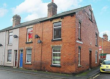 Thumbnail 2 bed end terrace house for sale in Sterland Street, Chesterfield, Derbyshire