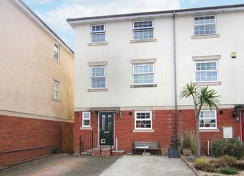 Thumbnail 5 bed end terrace house for sale in The Birches, Plymouth