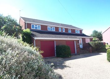 Thumbnail 4 bed detached house for sale in Chediston Street, Halesworth