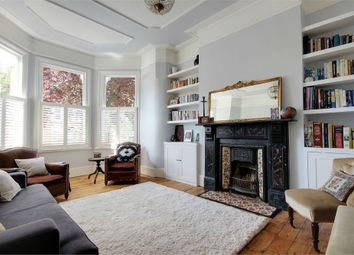 Thumbnail 4 bed terraced house to rent in Victoria Road, Alexandra Park, London