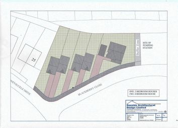 Thumbnail Land for sale in Blackberry Close, Nantwich, Cheshire