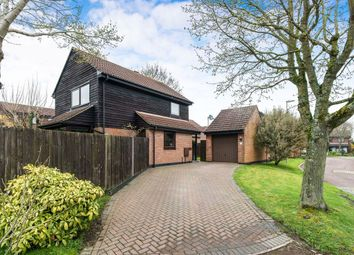 Thumbnail 3 bed detached house for sale in Whitehead Close, Lychpit, Basingstoke