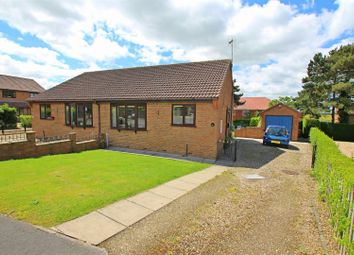 Thumbnail 2 bedroom semi-detached bungalow for sale in Kirkham View, Westow, York