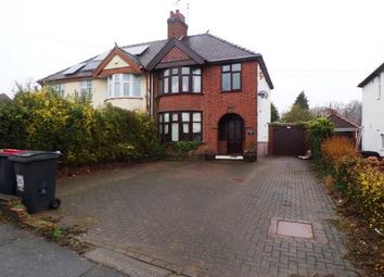 Thumbnail 3 bed semi-detached house for sale in Ansley Common, Nuneaton