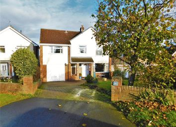 Thumbnail 4 bed detached house for sale in Ascot Road, Baswich, Stafford